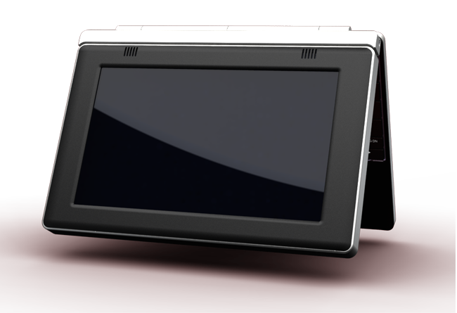 NEW TOUCHBOOK COMBINES NETBOOK AND TOUCHSCREEN TABLET; PROVIDES THREE TIMES THE BATTERY LIFE AT UNDER TWO POUNDS