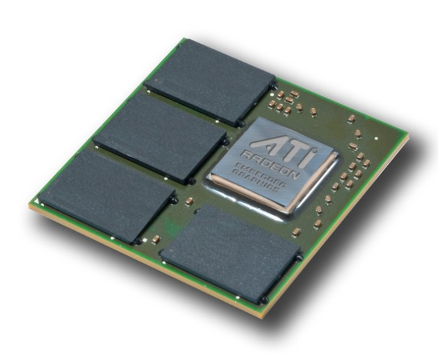 AMD Triples the Performance of ATI Embedded Graphics Chips, Launches Radeon E4690