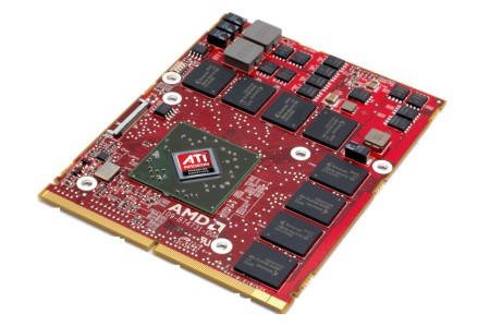 AMD Launches ATI Mobility Radeon HD 4860 and ATI Mobility Radeon HD 4830