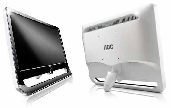AOC once again revolutionises display design with the release of the F19 and F22 LCD monitors