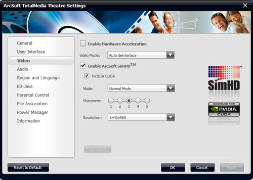 ArcSoft Launches ArcSoft SimHD�, for Upscaling Standard-Definition Files and DVD Videos to Near High-Definition Quality
