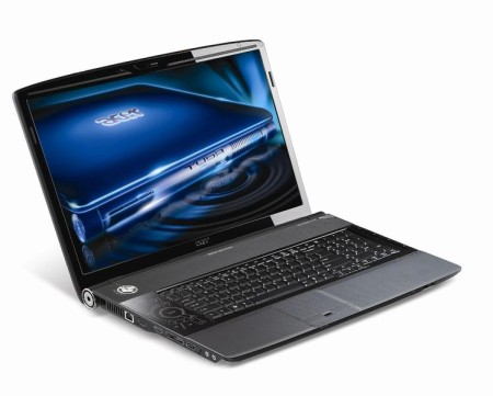 Acer Enhances Aspire 8930G with the New Intel Core 2 Quad Q9000 Processor