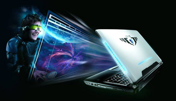 ASUS Brings Truly Immersive Gaming to Notebooks with the G51 and G60