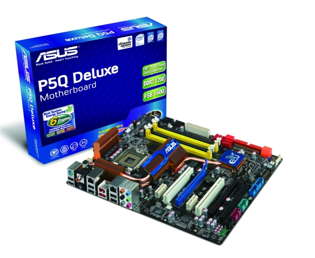 ASUS Motherboards First to Enable Energy Star® 5.0 Compliance