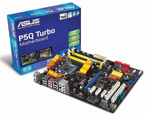 ASUS Intros P5Q PRO Turbo and P5Q Turbo Motherboards with Xtreme Phase Power Design