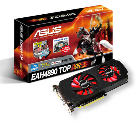 ASUS Launches Graphics Cards with Super ML Caps
