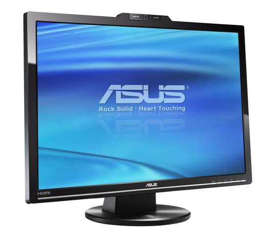 ASUS unveils personal entertainment LCD monitors