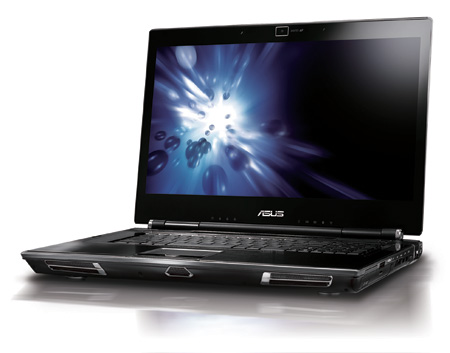 ASUS Launches W90 - The Company's Ultimate Multimedia Notebook