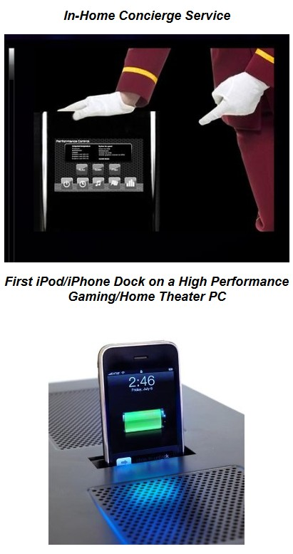 BFG Technologies' Phobos, the only gaming system featuring one-touch overclocking, to offer new Intel Core i7 950 & 975 Processors