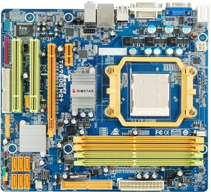 BIOSTAR Launches AMD760G Chipset Mother Board