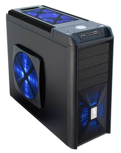 Chieftec Announces CH07 Gamer Mid-Tower Case