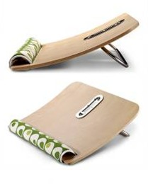 [Choiix] The Chair Wood Notebook Stand