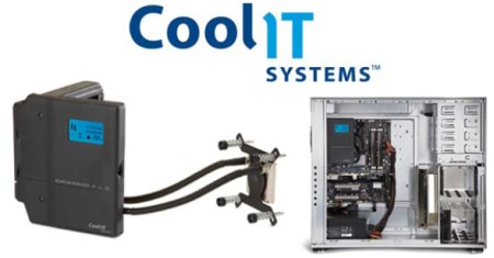 CoolIT Systems Revolutionizes PC Gaming Performance with Domino Advanced Liquid Cooling for CPUs