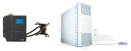 CoolIT Systems Provides Advanced Liquid Cooling for MAINGEAR Remix� Workstation PC