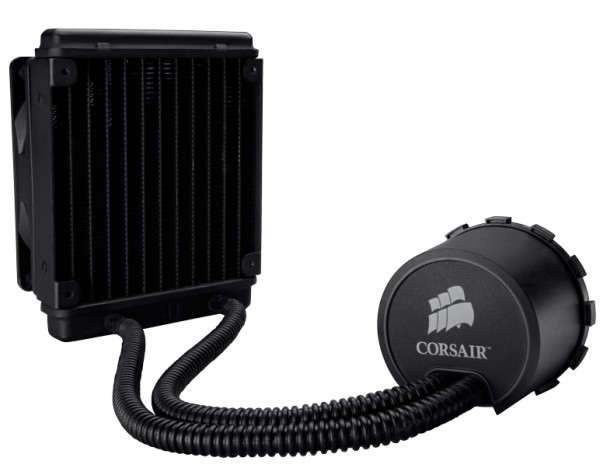 Corsair intros Hydro Series H50 CPU Cooler