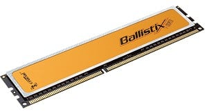 New Crucial Ballistix Three Channel DDR3 Memory Kits Take Advantage of Enhanced Intel Architecture