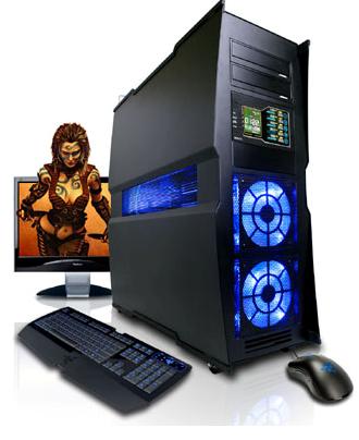 CyberPower Gamer Xtreme XI Desktop Gaming PC