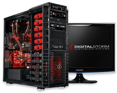 Digital Storm unleashes a new line of low cost high performance gaming PC's