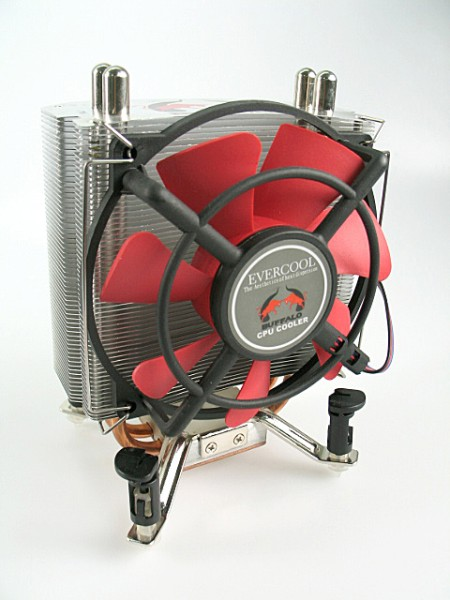 Evercool Thermal Corp. intro four new coolers