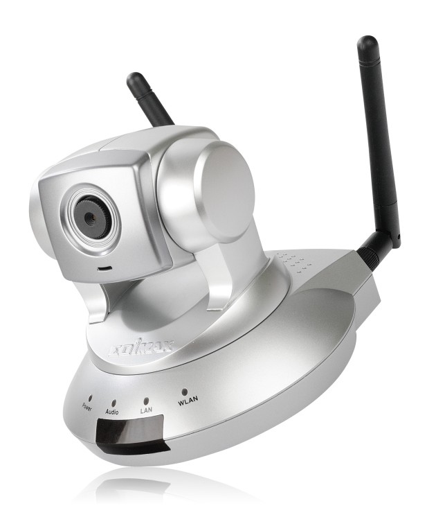 Edimax introduces wireless 802.11n Dual Mode Pan/Tilt IP Camera with 1.3M pixel lens