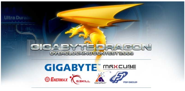 Futuremark and GIGABYTE Announce Worldwide Overclocking Competition