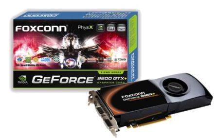 Foxconn GeForce 9800GTX+