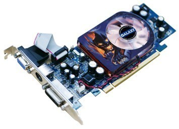 Galaxy to launch GeForce 9500GT LOW PROFILE graphics cards