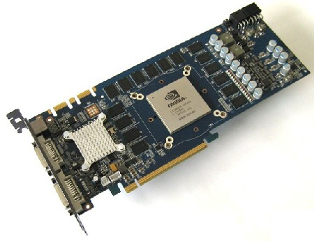 GALAXY preparing custom GeForce GTX285 with digital power supply