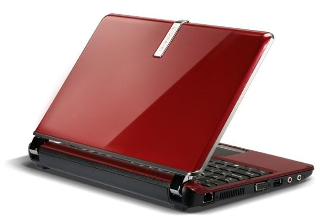 Gateway Introduces Intel Atom N270-equipped LT2000 Netbook