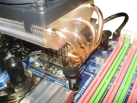 Silent Spirit now compatible to Intel's LGA-1366 Socket