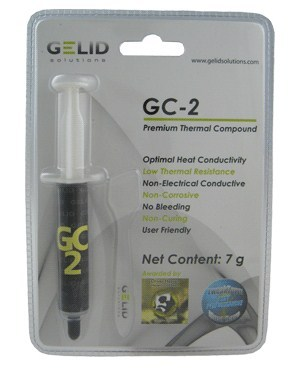 GELID Announces GC-2 - Premium Thermal Compound
