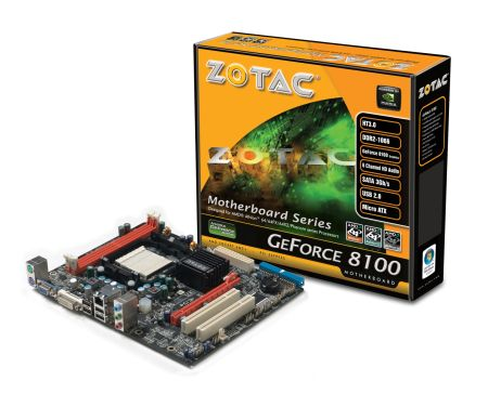 ZOTAC GeForce 8100