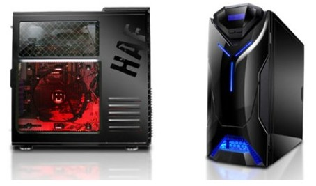 iBUYPOWER Launches Two New Dragon Based Systems - Gamer HAF 91B and Gamer Fire