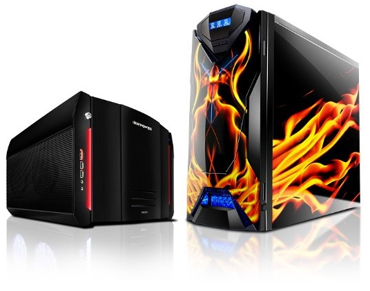 iBUYPOWER announces Memorial Weekend deals, Editor's choice award on LAN Warrior