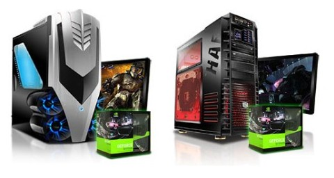 iBUYPOWER Launches Two Systems Featuring NVIDIA GeForce 3D Vision