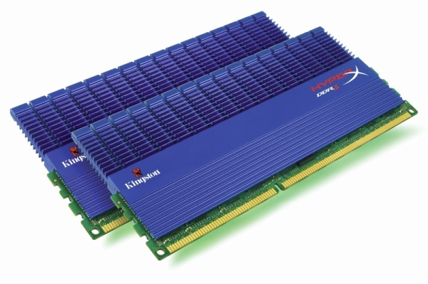 Kingston Releases HyperX Dual-Channel DDR3 2133 MHz Memory Kits, Ships this September