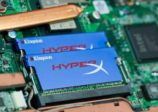 Kingston Technology Releases Intel-Certified HyperX DDR3 XMP SO-DIMMS