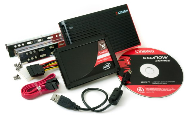 Kingston Technology Offers SSDNow M Series Bundle