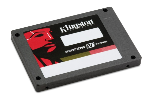 Kingston Releases New SSDNow V+ Series Solid-State Drives