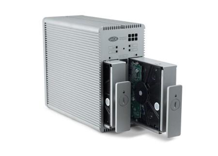 LaCie 2big Quadra: Two Bays for Custom Performance and Protection