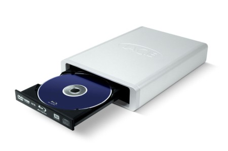 LaCie Doubles the Burn Speed of Its High-Capacity Blu-ray Drive