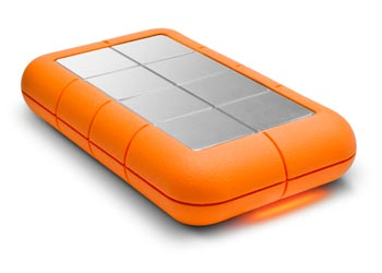 LaCie Launches Rugged XL 1 TB External HDD