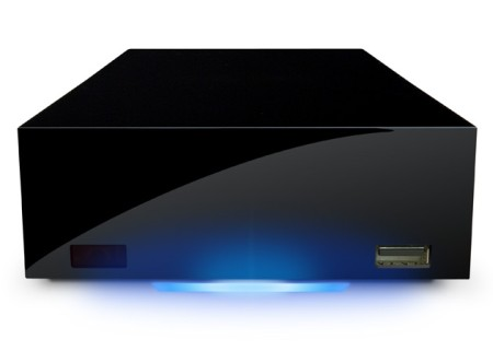 LaCie Hard Disk By Neil Poulton Can Now Be Connected to Your HDTV: LaCinema Classic