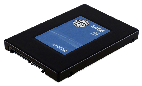 Lexar Media Announces Next Generation Crucial Solid-State Drive Products
