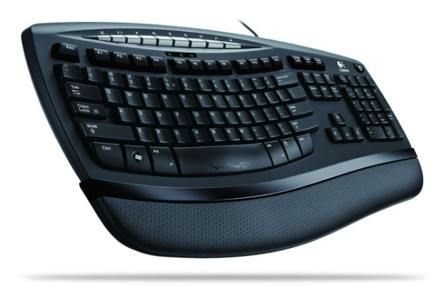 Comfort Wave 450 Keyboard Joins Logitech Line of Products for Business