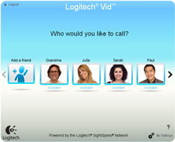 Say Hello to Vid: Logitech Introduces Simpler, Streamlined Video Calling