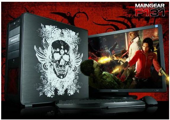 MAINGEAR Relaunches F131 Gaming PC