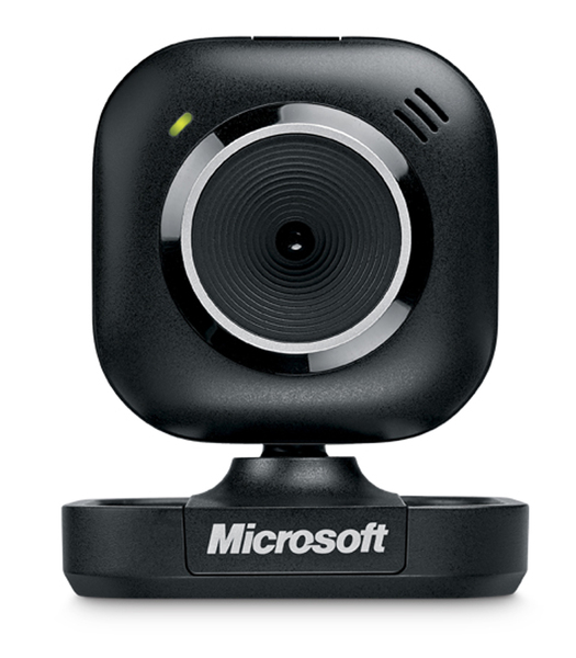Microsoft LifeCam VX-2000: Share Life at a Price That's Right