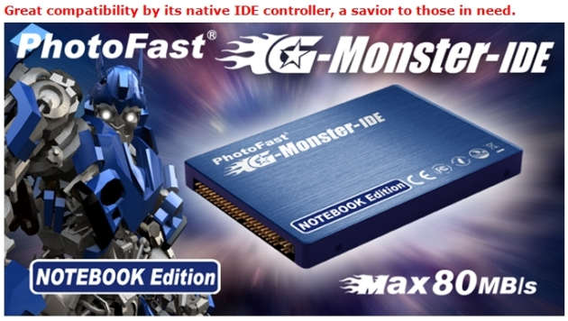 PhotoFast G-Monster 2.5