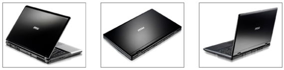 MSI US Launches Five New C-Series Notebooks